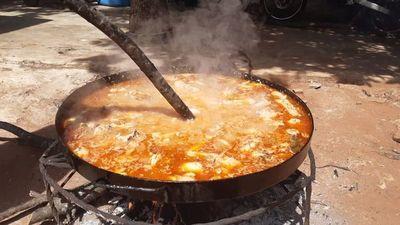 Limpio: Madres de asentamiento necesitan alimentos para olla popular