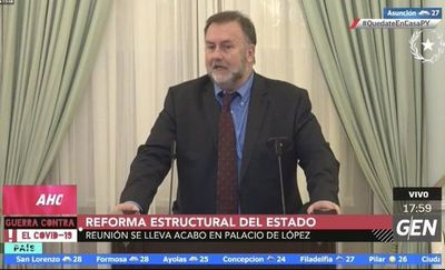 Hacienda lanza Ley de Reforma para mejorar calidad de gasto