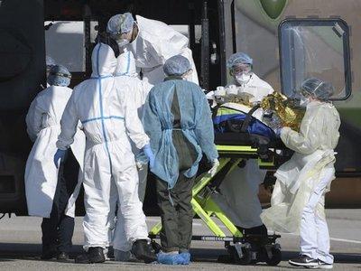 EEUU supera los 10.000 fallecidos por el Covid-19