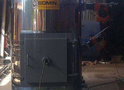 Empresa pone a disposición incinerador para basura contaminada con coronavirus