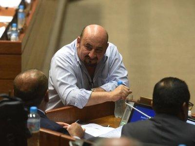 Fiscalía imputa al diputado Édgar Ortiz por violación de cuarentena y pedirá su desafuero