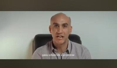 En emotivo video, gobierno pide cuidarnos entre todos para volvernos a encontrar