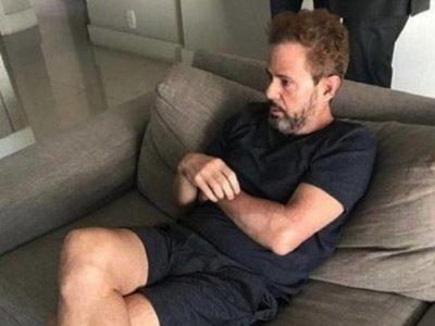 Dario Messer es beneficiado con arresto domiciliario en Brasil