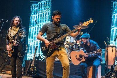 """Salamandra lanza nuevo video del concierto """"Lados B en vivo"""""""