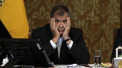 HOY / Condenan al expresidente Correa a 8 años de prisión