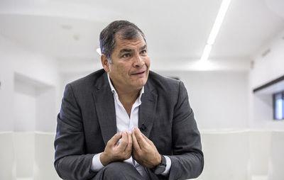 El Tribunal de Ecuador declara culpable de corrupción a Rafael Correa