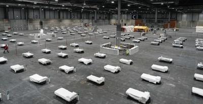 Cantidad récord: EEUU reporta 1.942 muertes en 24 horas