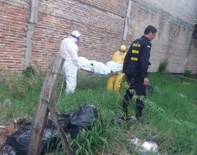 Hallan muerto a un indigente en barrio San Pablo