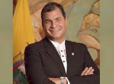 Correa ligó 8 años de cacerolita