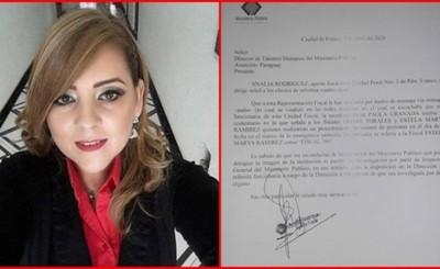 """Secretaria trató de """"360"""" a una fiscal y su cargo quedó a disposición"""