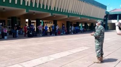 CULMINA CON ÉXITO CUARENTENA DE 73 COMPATRIOTAS CON RESULTADOS NEGATIVOS AL COVID-19