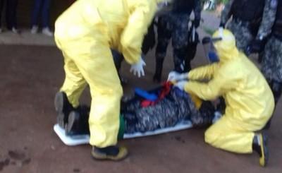 Agente Lince con lesiones tras chocar durante recorrido de rutina