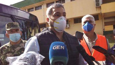 Abdo confirma que cuarentena se extenderá una semana más