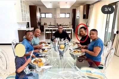 Presidente Sudafricano suspende a ministra por violar confinamiento