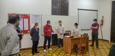 Habilitan sala de situación en Concepción