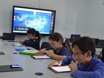 Liberan Internet para que docentes y estudiantes accedan a plataforma de aprendizaje del MEC