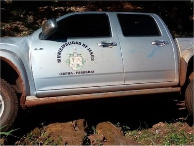Intendente de Jesús de Tavarangue involucrado en fatal accidente
