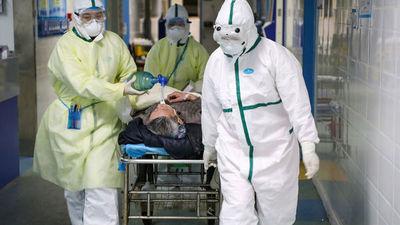 Francia registra en un día 541 muertes en hospitales por el coronavirus
