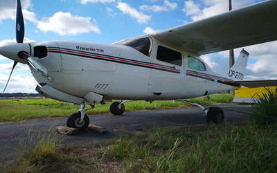 DINAC reforzará controles sobre vuelos 'de cabotaje'