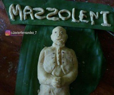 Mazzoleni hasta en la chipa