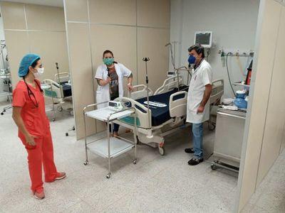 Tras denuncias y a los apuros buscan habilitar Unidad de Terapia Intensiva en PJC
