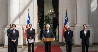 Chile anuncia millonario fondo para trabajadores informales y apoyo a pymes