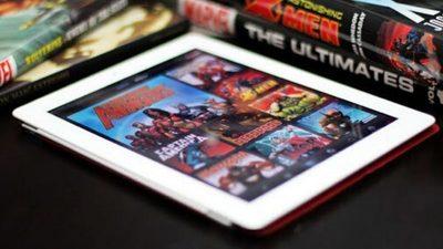 Marvel pone a disposición sus cómics digitales gratis