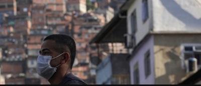 Confirman seis primeras muertes por coronavirus en favelas de Río de Janeiro