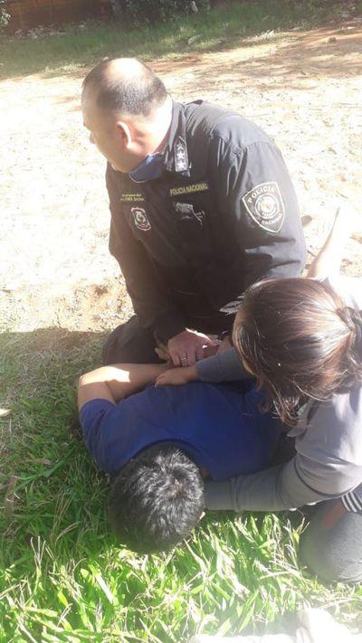 Arrestan a un expolicía por agredir a un vecino