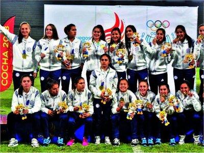 Paraguay en los Juegos Odesur