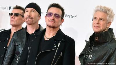 U2 dona 10 millones de euros para luchar contra el coronavirus