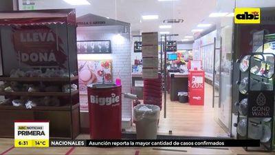 Asaltan local comercial sobre avenida España