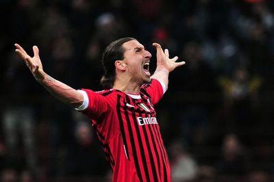 Zlatan entrena en el Hammarby y ¿pone en duda su continuidad en el Milan?