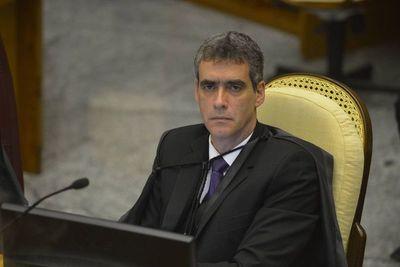 Caso Cartes: Ministro Schietti tendrá la última palabra