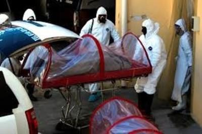 COVID-19: Las muertes mundiales aumentan 70 % en una semana y llegan a 87.000