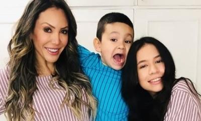 """Ruth Alcaráz sobre la cuarentena con sus hijos: """"Están desesperados ya"""""""