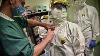 Italia: 103 médicos y 28 enfermeras murieron por el coronavirus