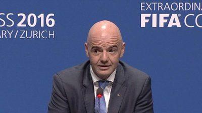 Titular de FIFA afirma que la vida es prioridad antes que competencias