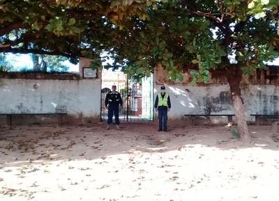 Después de años, Campo Santo de Concepción se cierra un Viernes Santo