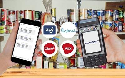 HOY / Denuncia: Empresa telefónica debitó monto de la compra pero no envió confirmación a supermercado