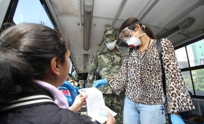 HOY / 36 personas con coronavirus salieron de sus casas, revela Mario Abdo