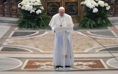 'No es el tiempo de la indiferencia, el mundo está sufriendo y tiene que estar unido para afrontar la pandemia', Papa Francisco