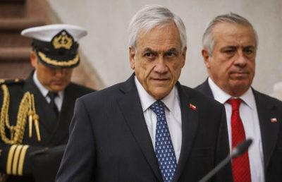 Chile supera los 7.200 casos confirmados de coronavirus y Piñera habla de una 'guerra mundial' por los respiradores
