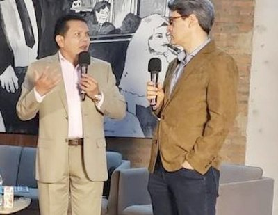 """Churry"" se rayó contra su compa Camilo Soares"