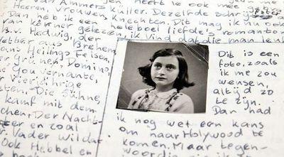 A 75 años de la muerte de Ana Frank