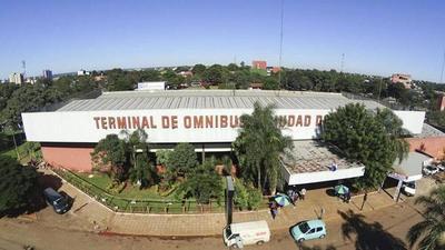 Terminal dejó de recaudar G. 300 millones en 23 días en Ciudad del Este