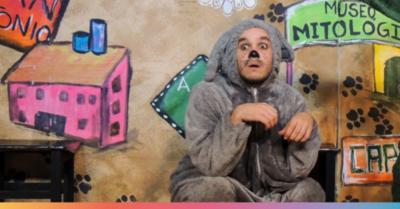 HOY / La obra infantil 'Delmer' con función a través de Facebook