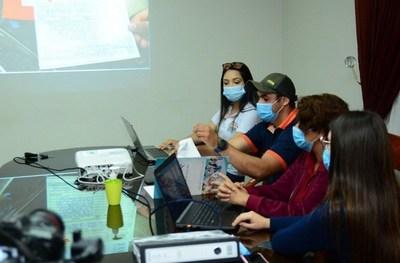 CDE: ultiman detalles de pabellón de contingencia para pacientes con COVID-19