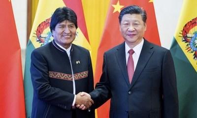 """""""China ganó la Tercera Guerra Mundial sin disparar ni un arma"""", afirmó Morales sobre el coronavirus"""