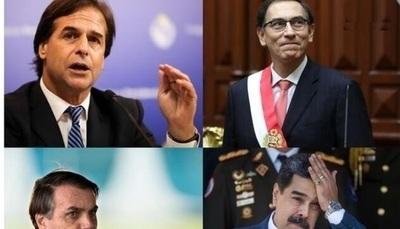 Brasil, México y Venezuela, los peor calificados por su gestión ante COVID-19 en Latinoamérica